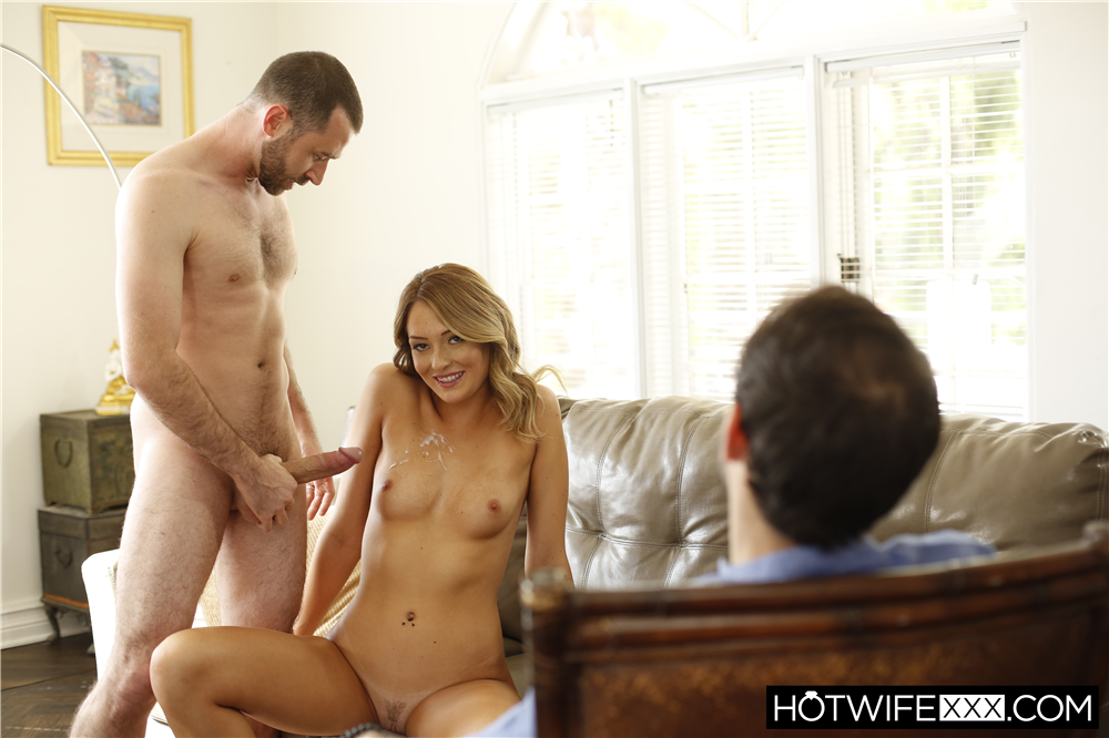 Charlotte's Time Is Now - Charlotte Sins, James Deen | HotWifeXXX