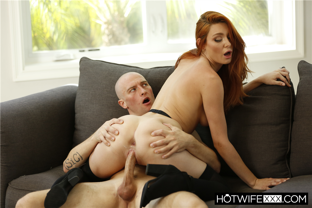 Lacy Get's Right Down To Business - Lacy Lennon, Zac Wild | HotWifeXXX