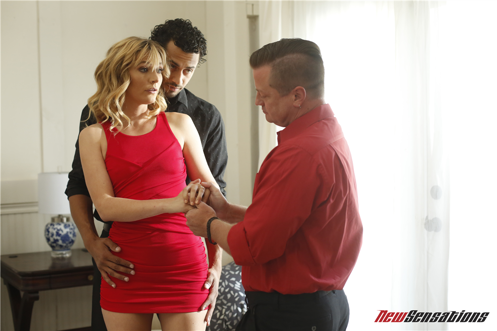 Wife Mona Gets What She Wants - Alex Jones, Mona Wales | HotWifeXXX