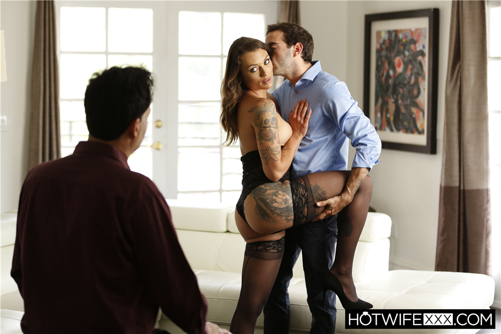 Piper Is Treated With Elegance - Jake Adams, Piper Cox | HotWifeXXX