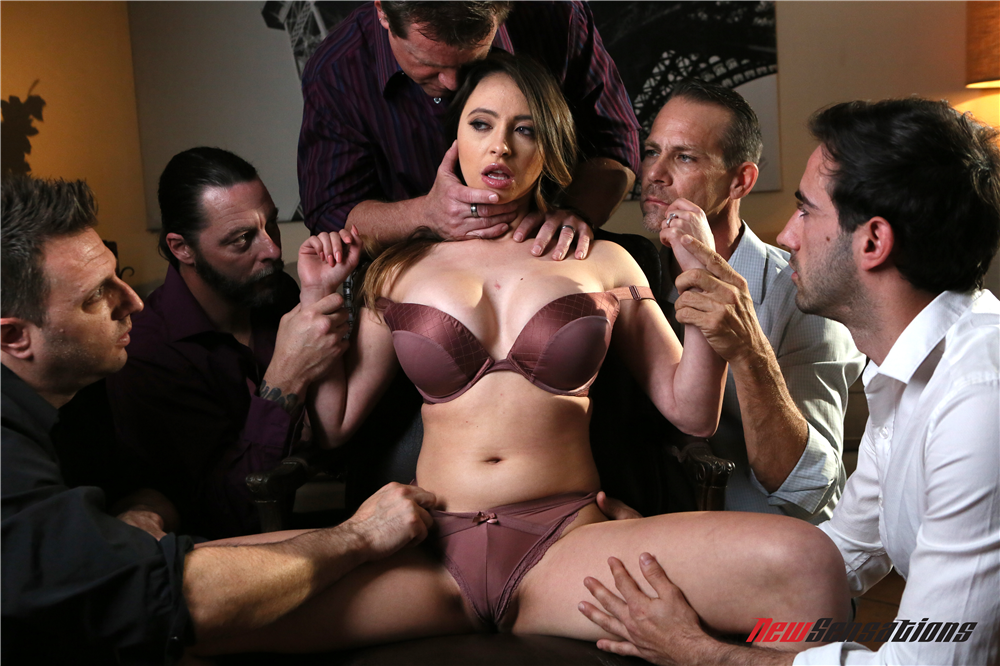 Quinns Hotwife Mouth Will Please Everybody - Eric Masterson, Jack Vegas, Mark Zane, Quinn Wilde | HotWifeXXX