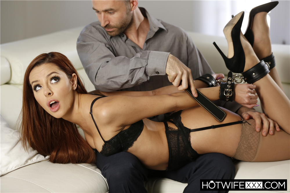 Vanna Learns Two Magic Words - James Deen, Vanna Bardot | HotWifeXXX